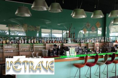 L'ÉTRAVE - Bar à cocktails, Café, Bar de nuit - Nouméa - Photo 1 - Nouvelle-Calédonie