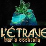 L'ÉTRAVE - Bar à cocktails, Café, Bar de nuit - Nouméa - Nouvelle-Calédonie